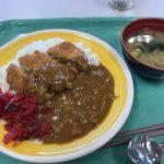 東京お役所ごはん4-品川区役所第二庁舎2階「庁舎食堂」でカツカレー