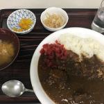 東京お役所ごはん11-千代田都税事務所地下食堂「きくはる」で木村カレーを食す